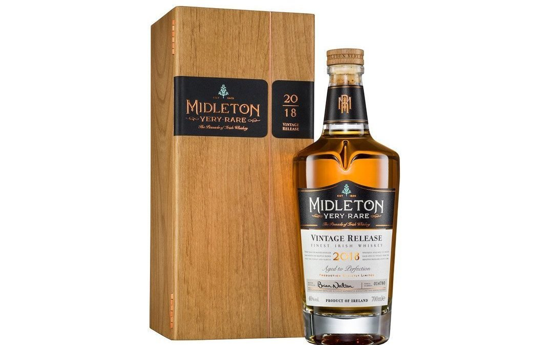 The Midleton Very Rare legacy continues with 2018 edition