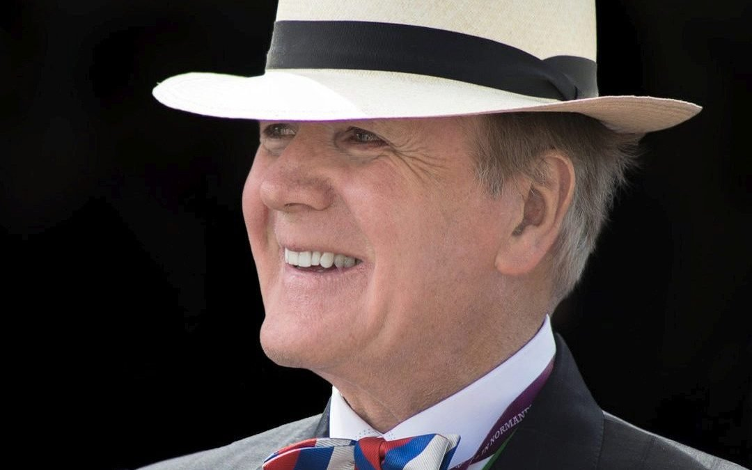 Dr. Pearse Lyons Inducted into Kentucky Bourbon Hall of Fame
