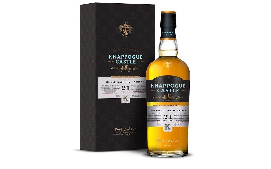 Limited release Knappogue 21 year-old single malt