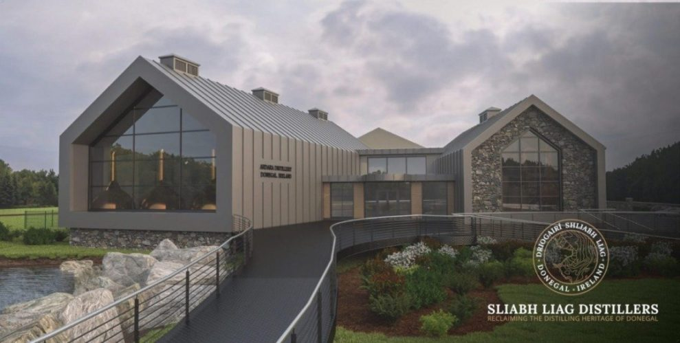 Donegal distillery gets go ahead