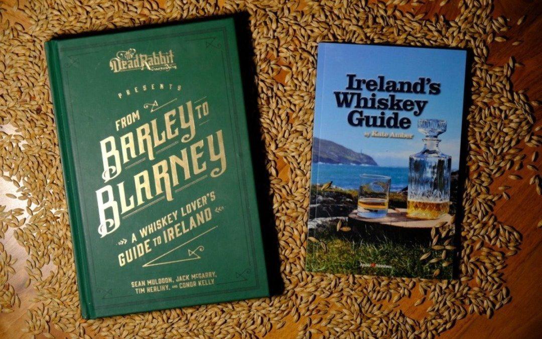 Two new Irish whiskey books