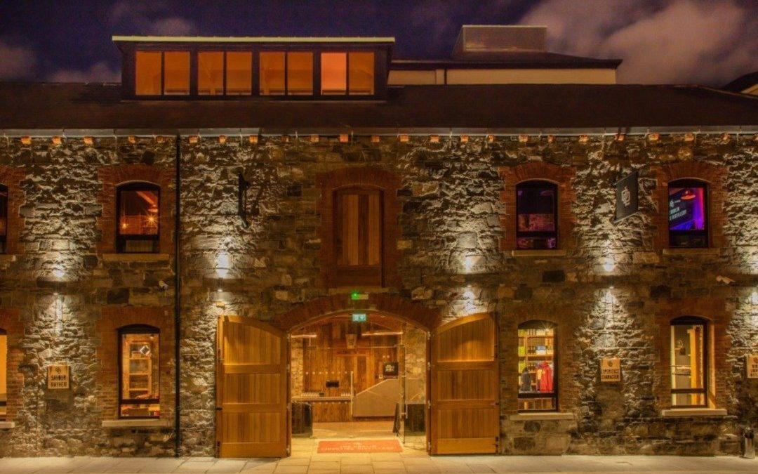 Dublin Liberties distilleries opens its doors