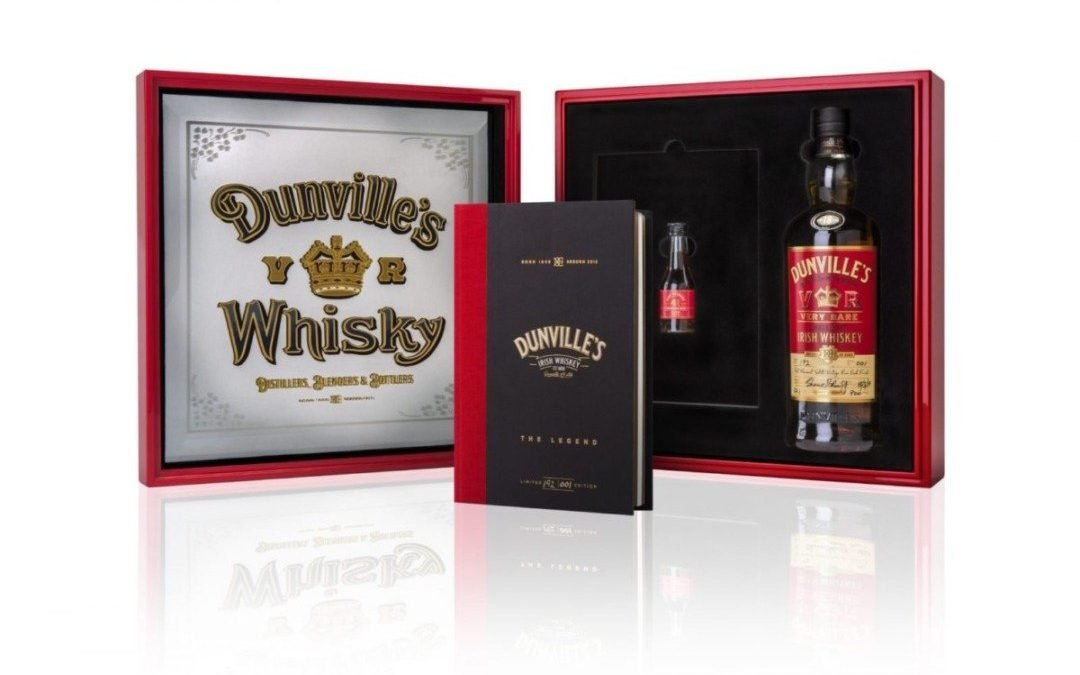 New Dunville's premium release from Echlinville