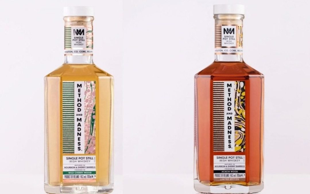 Two new Method and Madness whiskeys