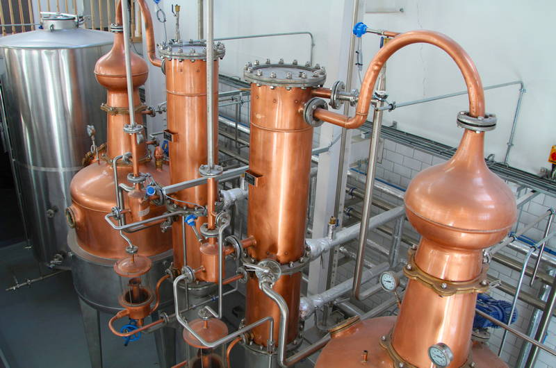 Blackwater distillery opening