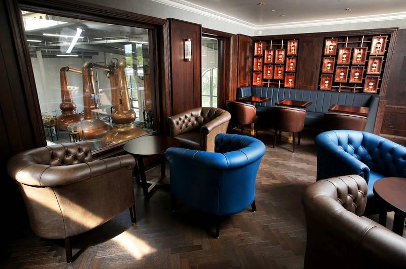 Powerscourt distillery opening