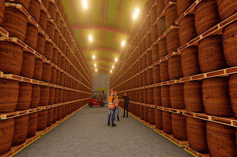 New whiskey maturation phase for Vault Storage Limited
