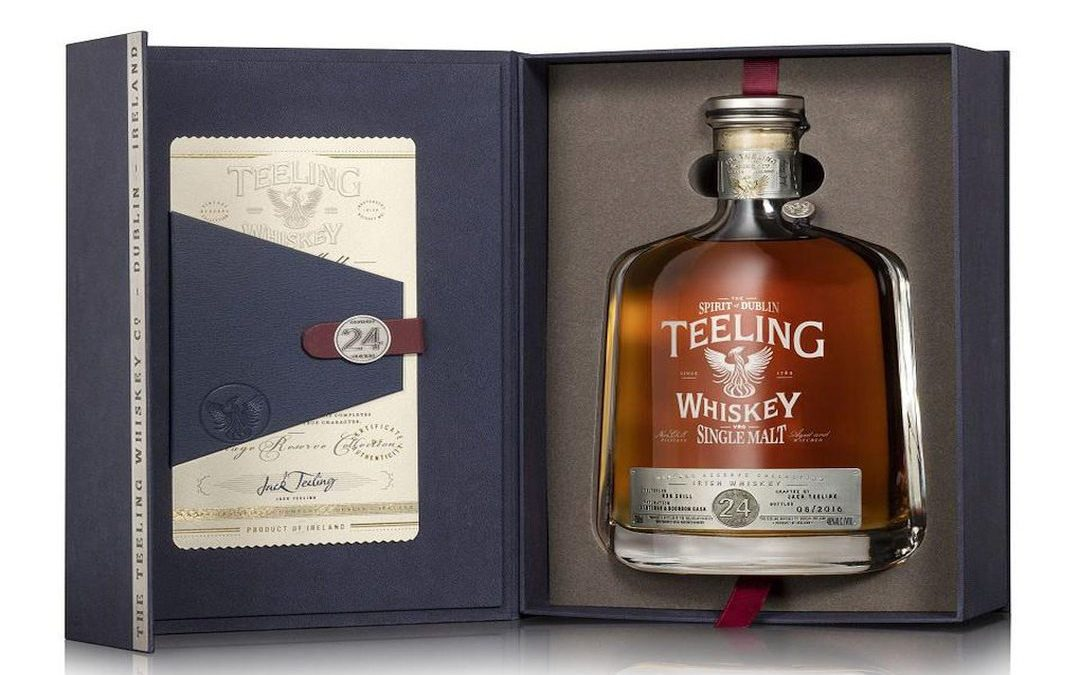 Teeling Whiskey Wins Big at 2019 World Whiskies Awards