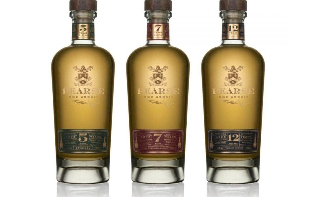 Pearse Lyons Distillery revamps branding