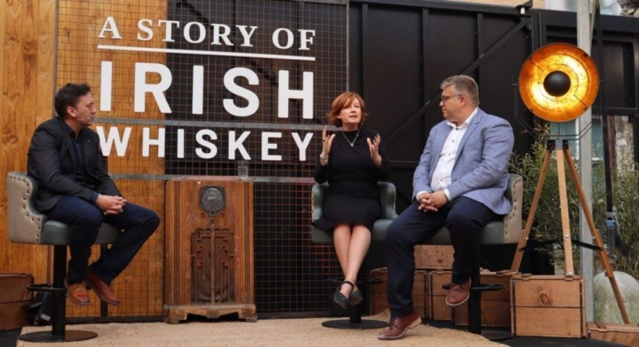'A Story of Irish whiskey' – podcast series