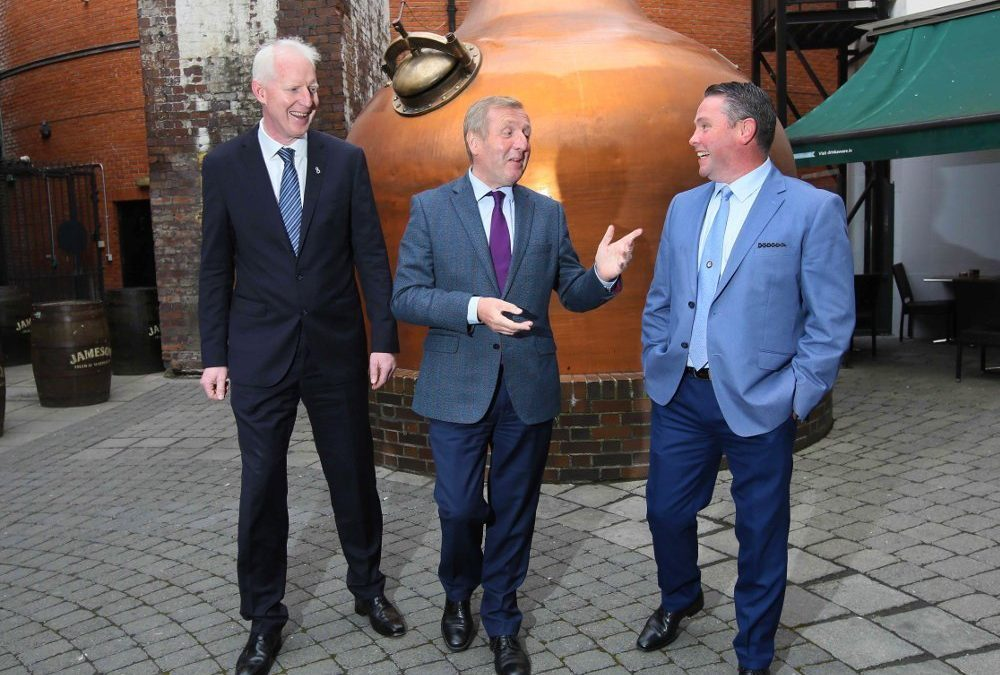 Irish Whiskey 360° launches