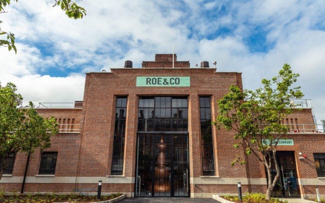 New Roe & Co. distillery opens in Dublin