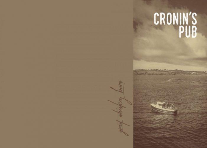 Haven In Crosshaven – Cronin's pub