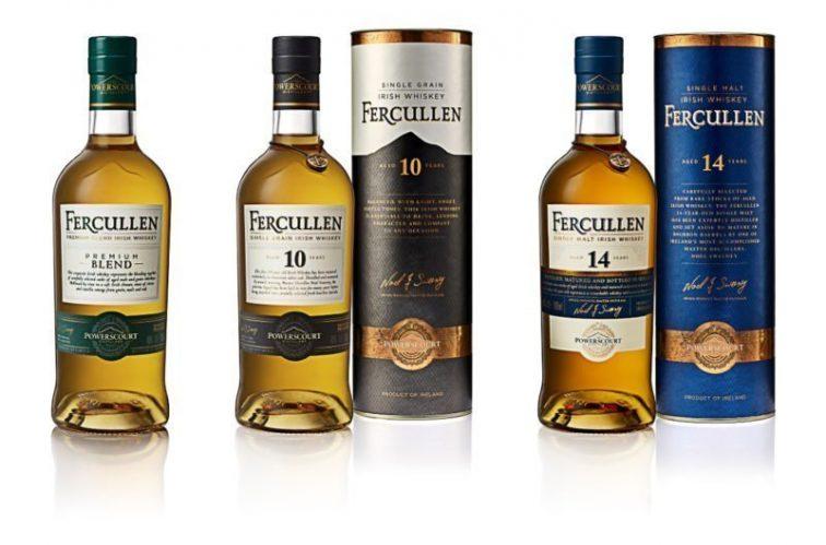 Powerscourt Distillery  introduces Fercullen range