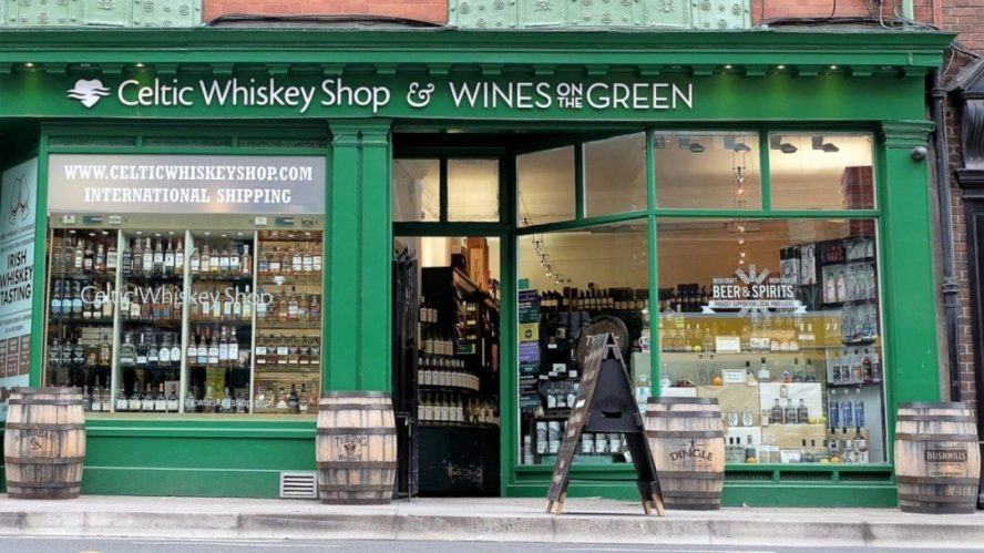 Irish collectors to get two Irish whiskey auction sites