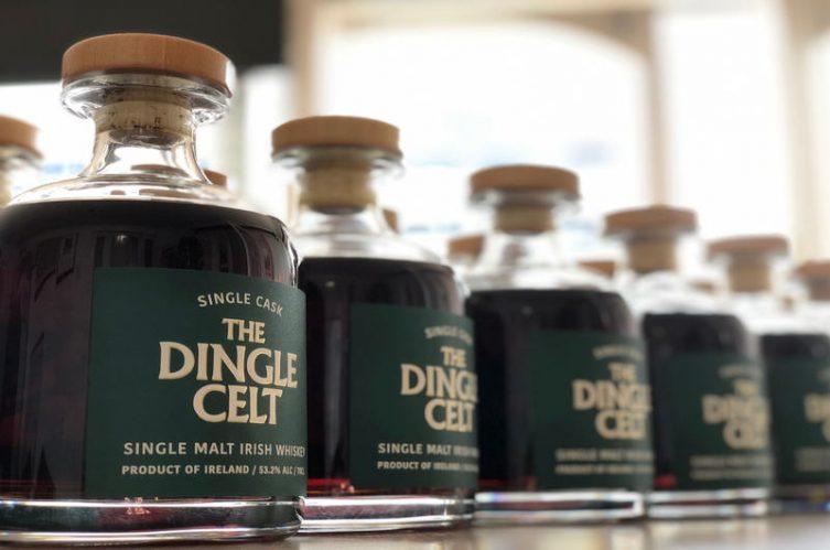 Celtic Whiskey releases rare 'The Dingle Celt' whiskey