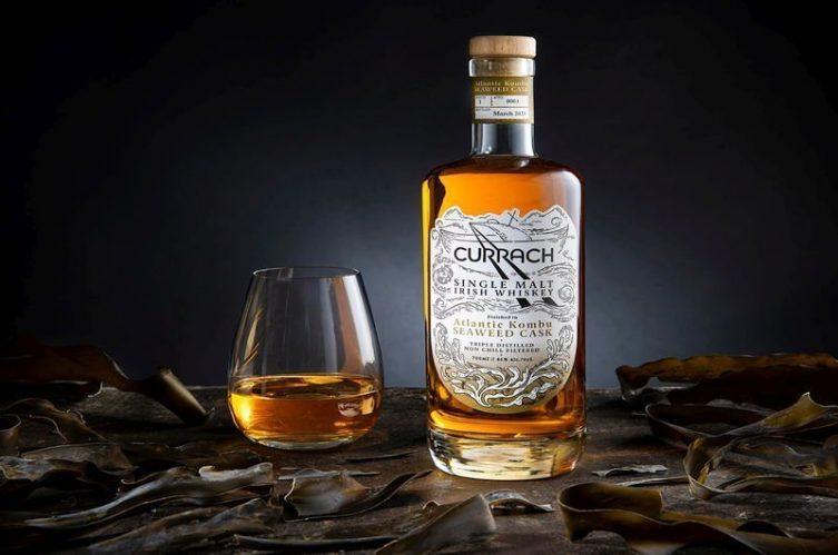 Currach single malt Irish whiskey released