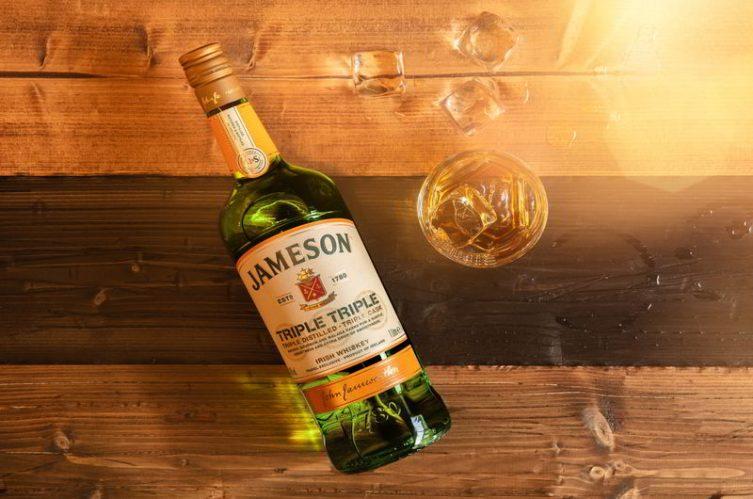Irish Distillers unveils new Jameson Triple Triple