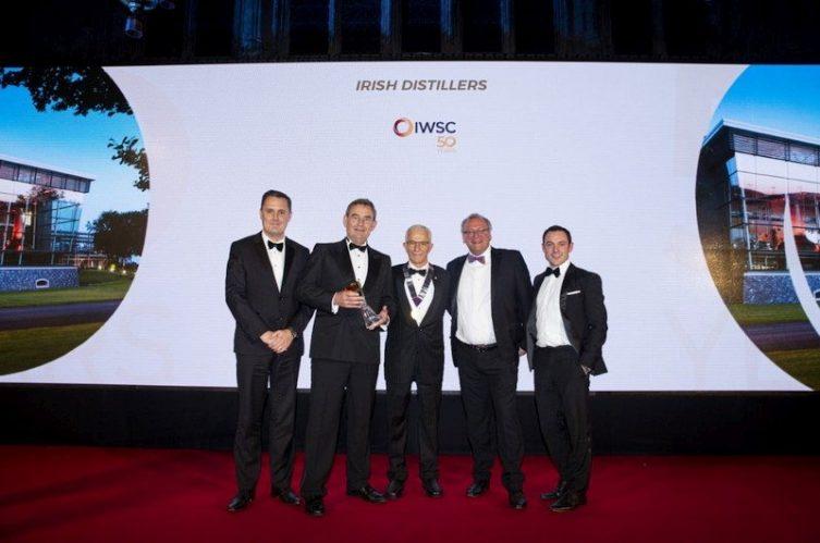 Irish Distillers win world whiskey producer of the year