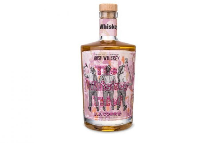 J.J. Corry release the whiskey thief