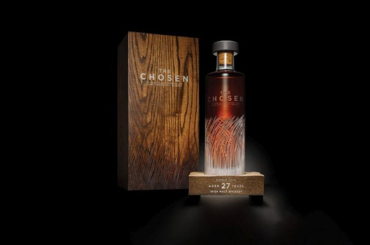 J.J. Corry release the world's most expensive Irish whiskey