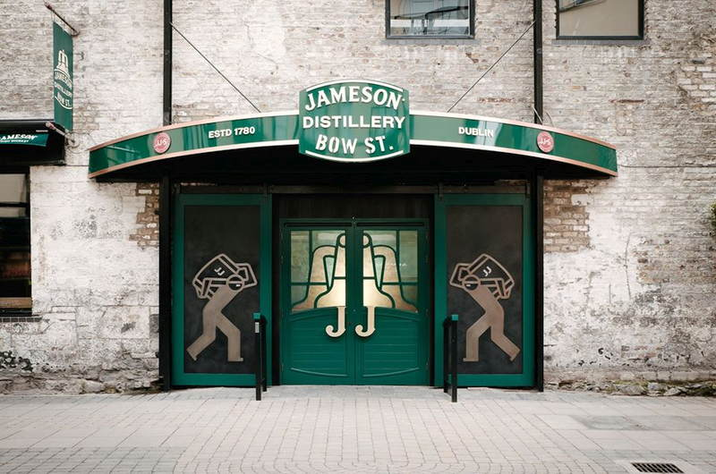 Jameson Distillery Bow welcomes 500,000 visitors in 2019
