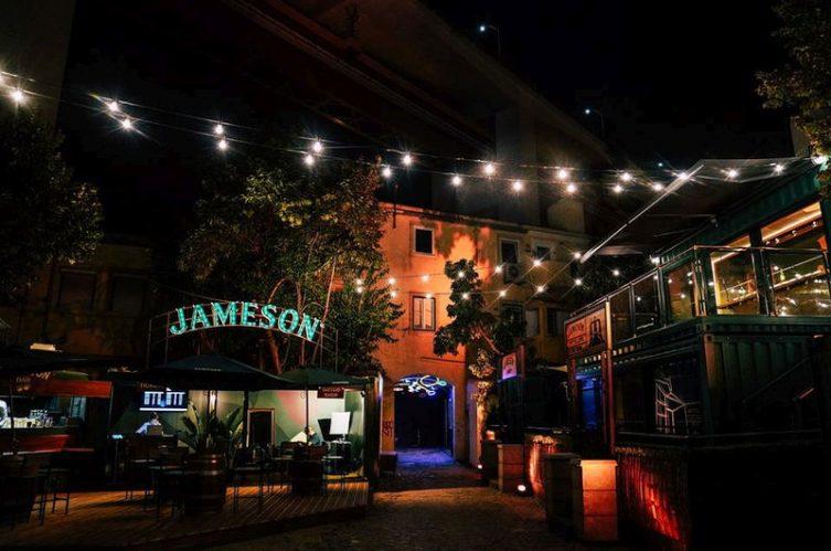 Jameson Distillery sets off on world tour