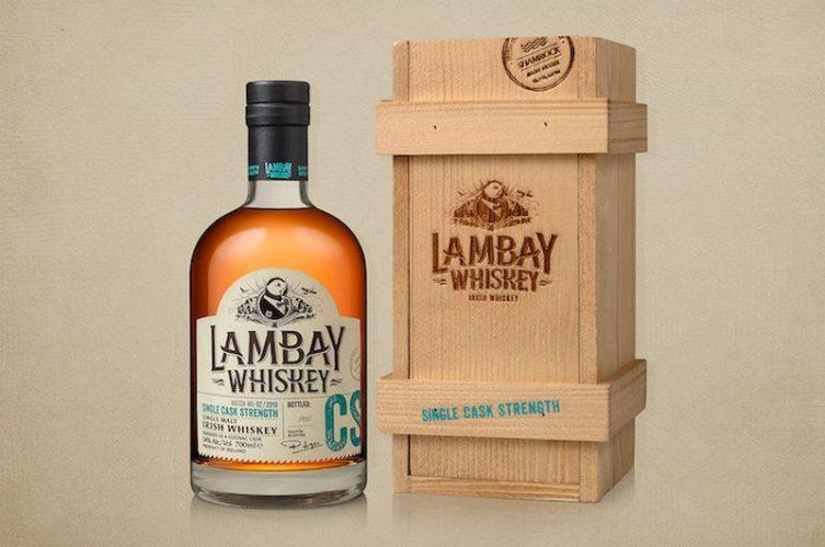 Lambay Irish whiskey launch exclusive cask program