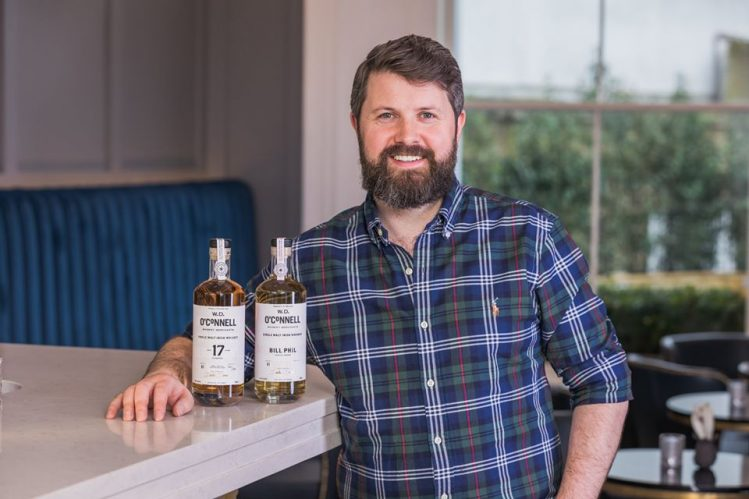 Irish Whiskey Magazine - New Releases - O'Connell Whiskey Merchants launches peated single malt
