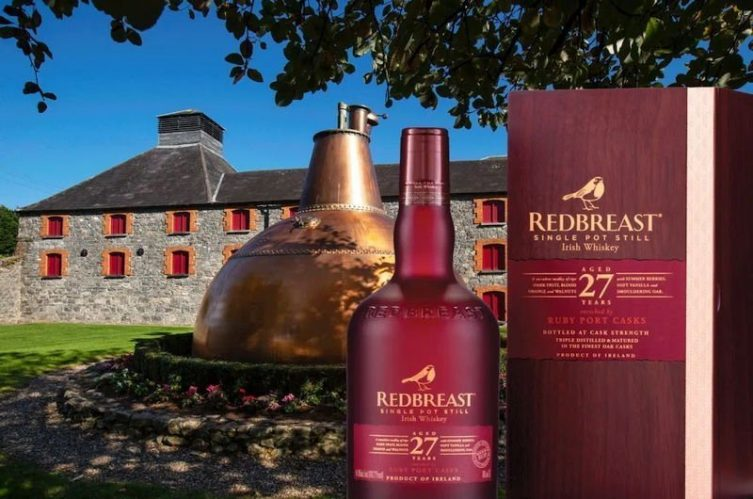 Redbreast 27 year old released