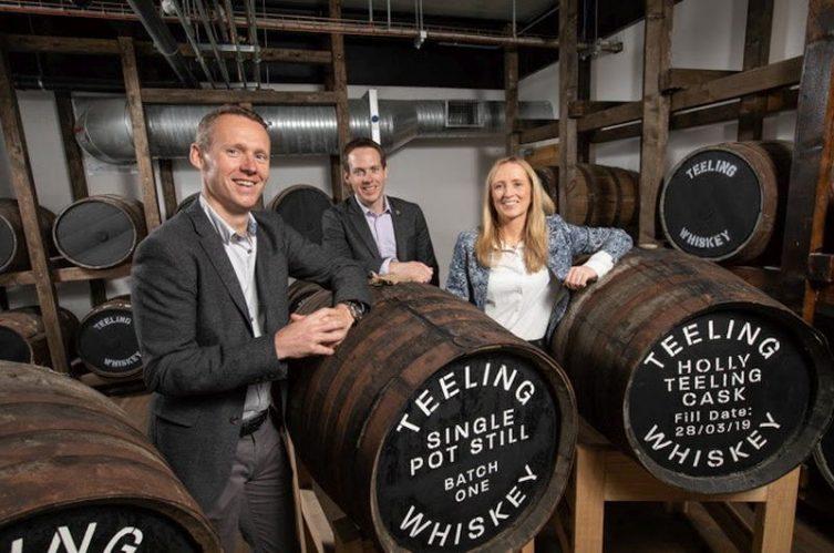 Teeling Distillery celebrates 4 year anniversary