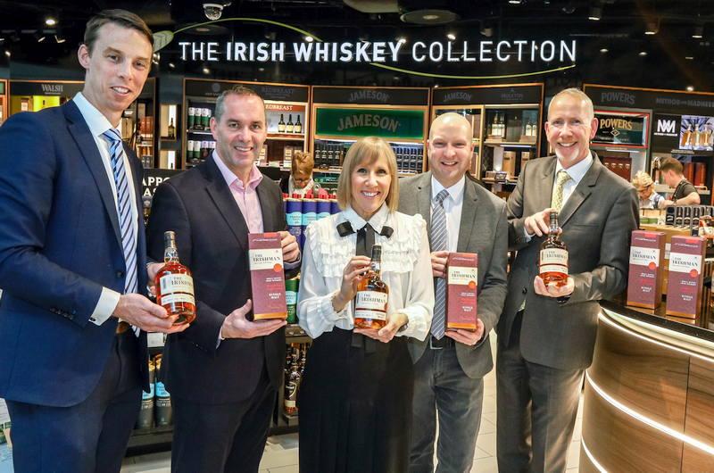 Walsh Whiskey launches The Irishman Marsala Cask Finish