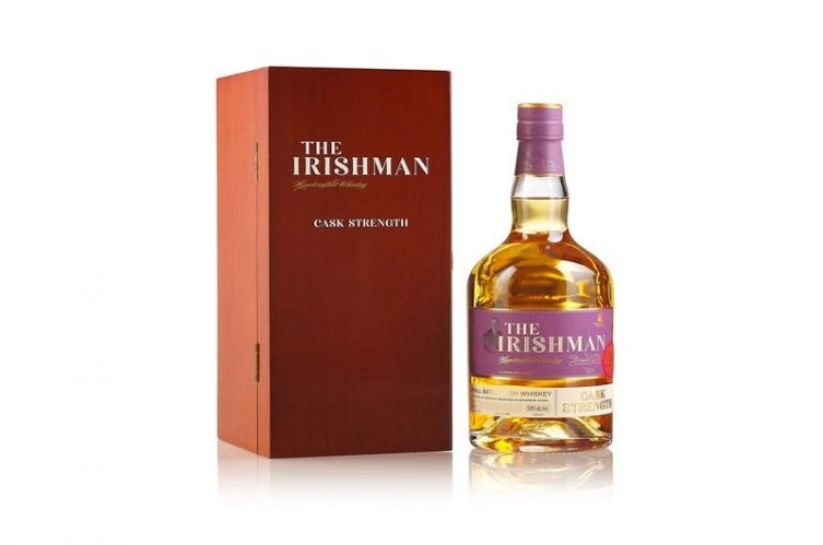 Walsh Whiskey releases 11th edition Irishman vintage cask