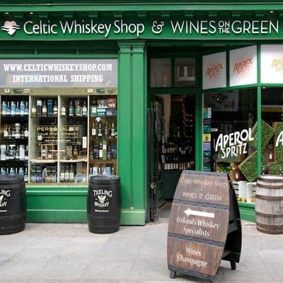 The Celtic Whiskey Shop