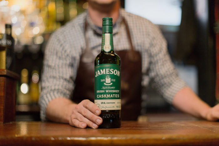 Busy quarter for Irish Distillers