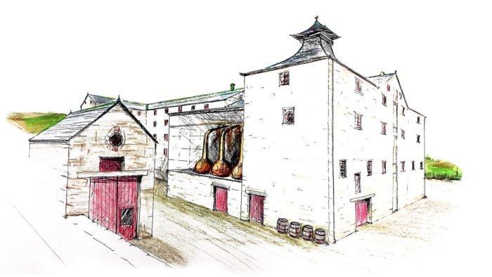 Stewarts Distillery Boyle