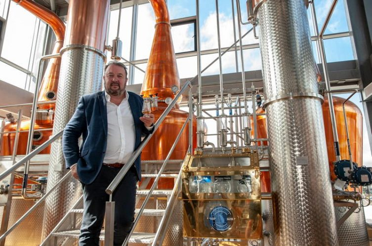 Another Irish distillery steps up to the mark