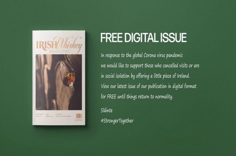 Free Digital Issue of Irish Whiskey Magazine