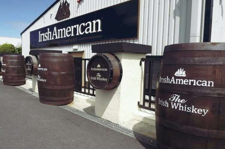 Irish Whiskey Magazine - Achill Island Distillery - Distillery Entrance
