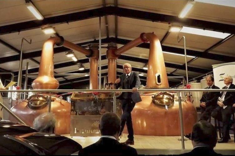 Irish Whiskey Magazine - Achill Island Distillery - Still House