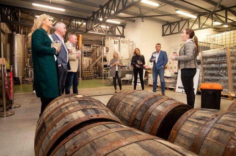 Irish Whiskey Magazine - Ballykeefe Distillery - Distillery Tour