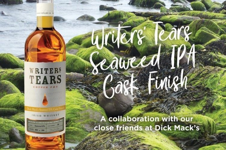 Walsh Whiskey releases seaweed inspired whiskey
