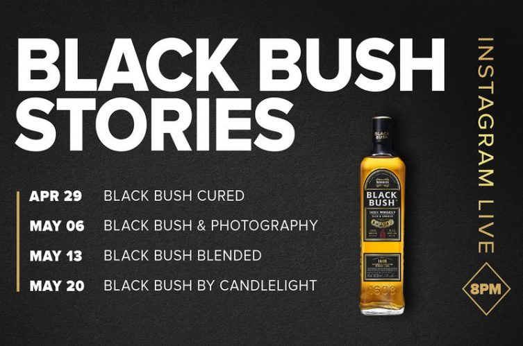 Black Bush Stories go online