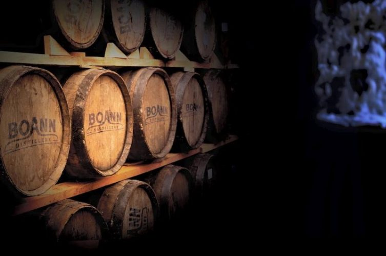 Irish Whiskey Magazine - Boann Distillery - Casks