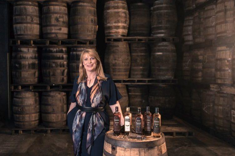 Irish Whiskey Magazine - Bushmills Distillery - Distiller Helen Mulholland