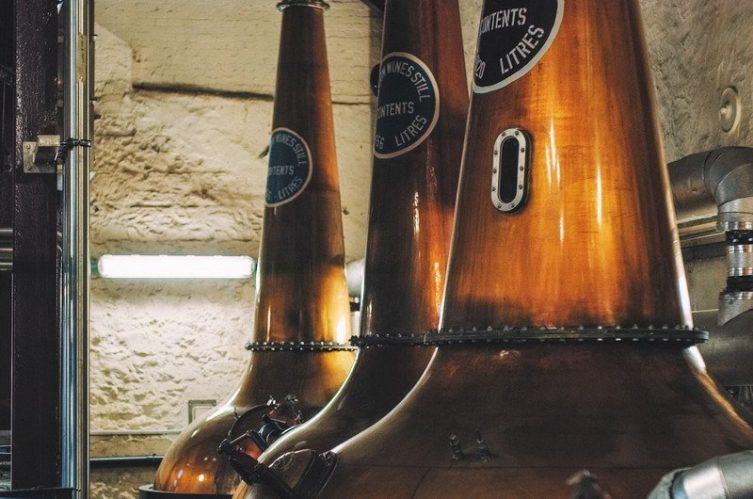 Irish WIrish Whiskey Magazine - Bushmills Distillery - Pot Stillshiskey Magazine - Bushmills Distillery - Pot Stills