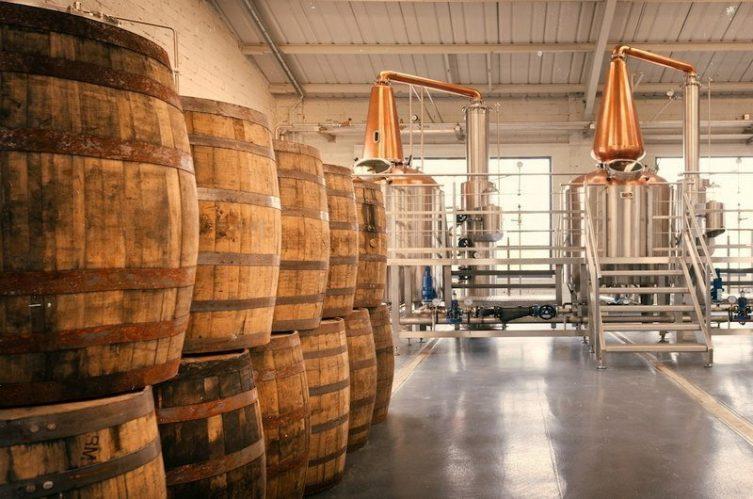 Irish Whiskey Magazine - Connacht Distillery - Casks and Stills