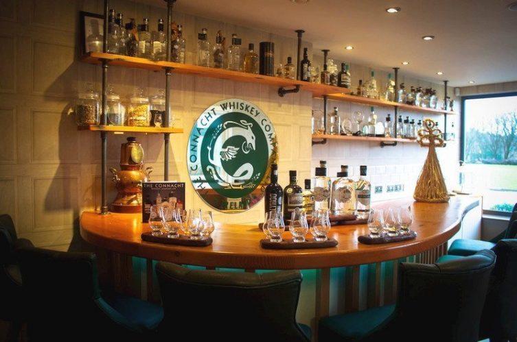 Irish Whiskey Magazine - Connacht Distillery - Tasting Room