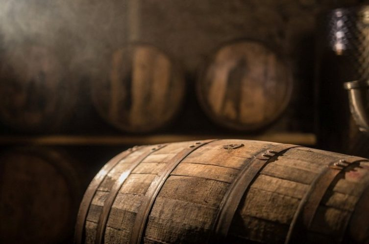Irish Whiskey Magazine - Copeland Distillery - Casks