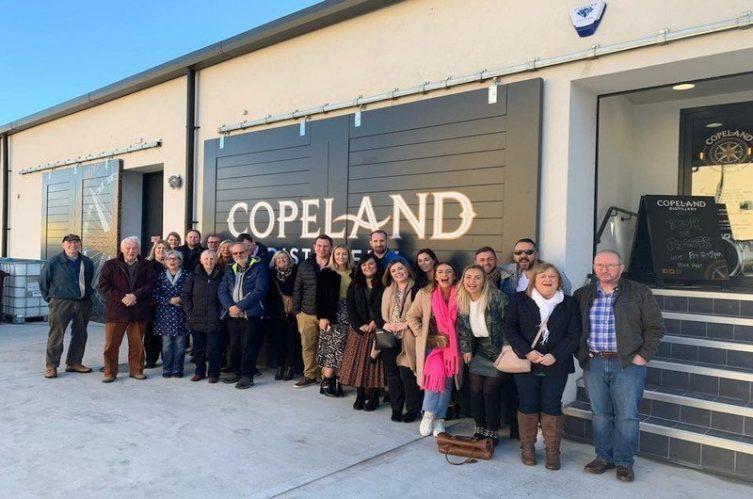 Irish Whiskey Magazine - Copeland Distillery - Exterior